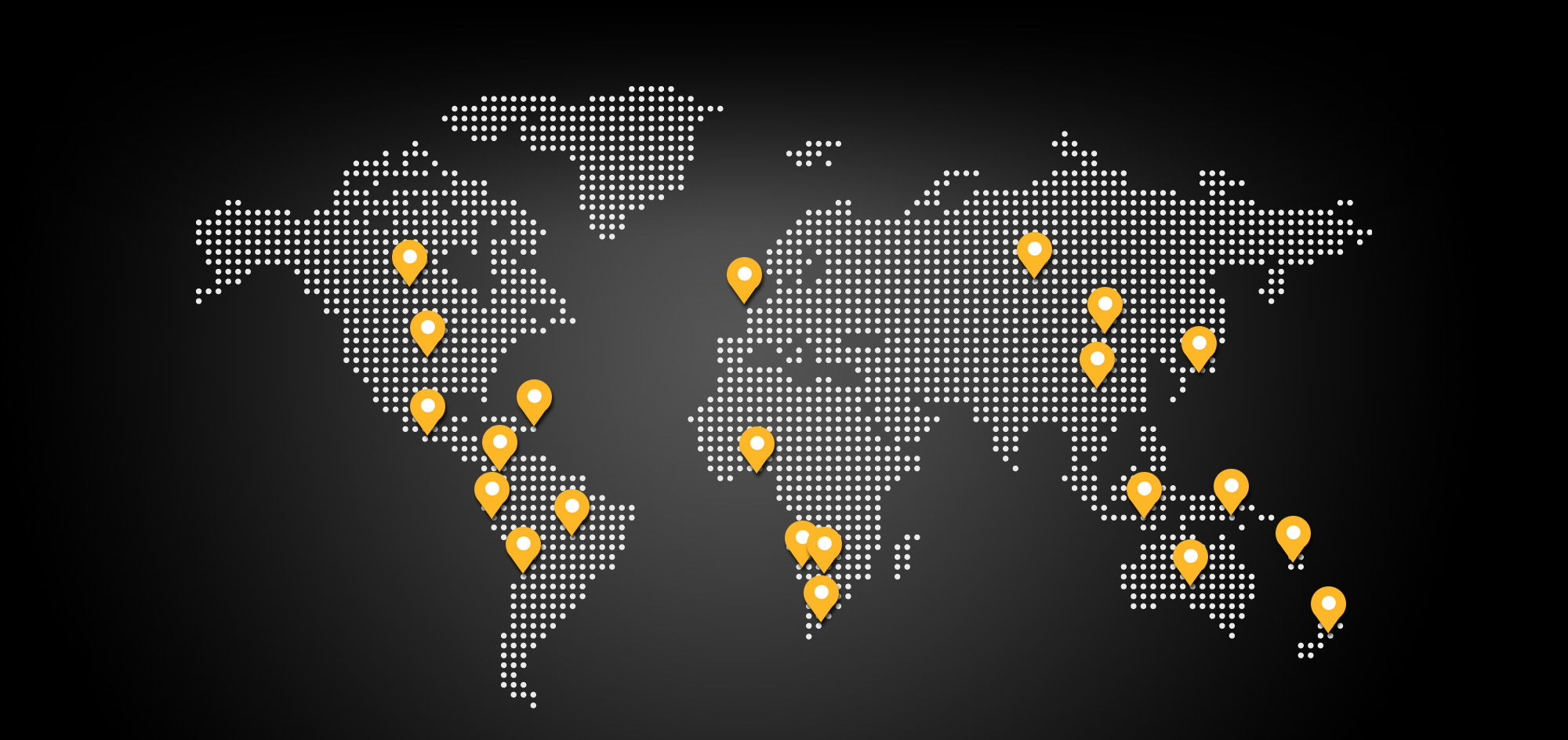 EDMO mining jacks worldwide locations